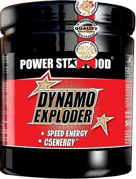 Powerstar Food Dynamo Exploder - 500g Dose