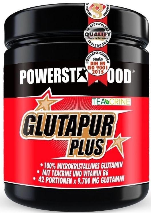 Powerstar Food L-Glutapur plus - 500g Dose