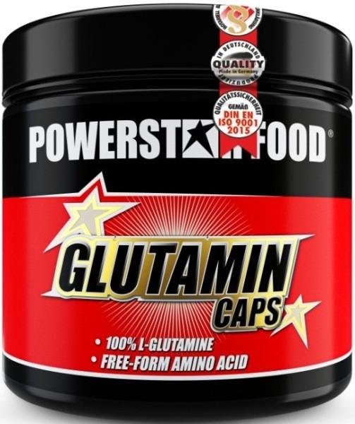 Powerstar Glutamin Caps - 300 Kapseln