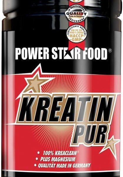 Powerstar Kreatin Pur - 500g Dose