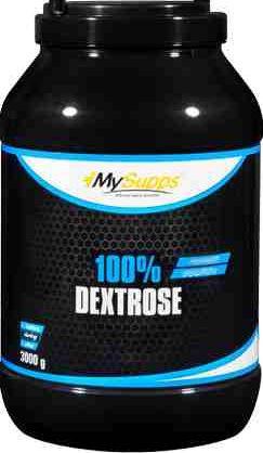 My Supps Dextrose - 3000g Dose