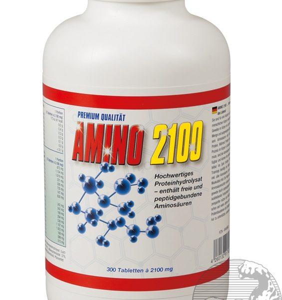 BMS Amino 2100 - 300 Tabletten á 2100 mg
