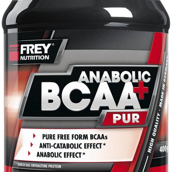 FREY NUTRITION Anabolic BCAA Pur - 400g