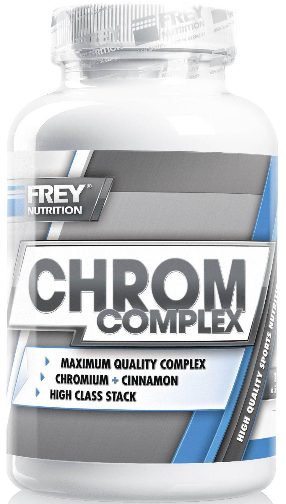 Frey Nutrition Chrom Complex - 180 Kapseln