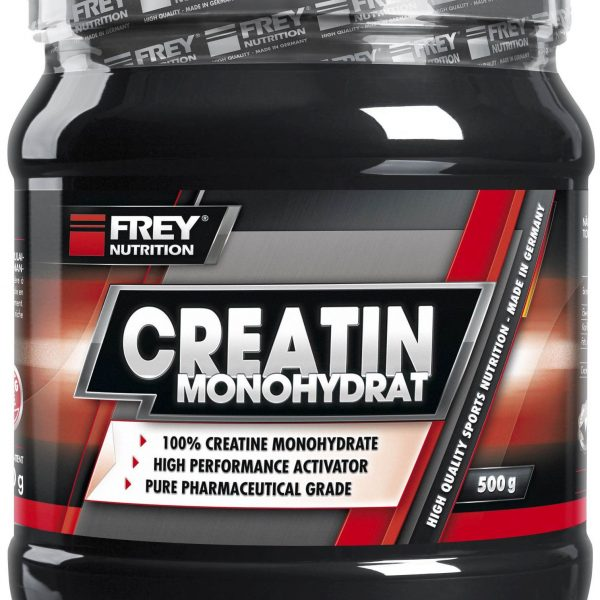 FREY NUTRITION Creatin Monohydrat - 500g