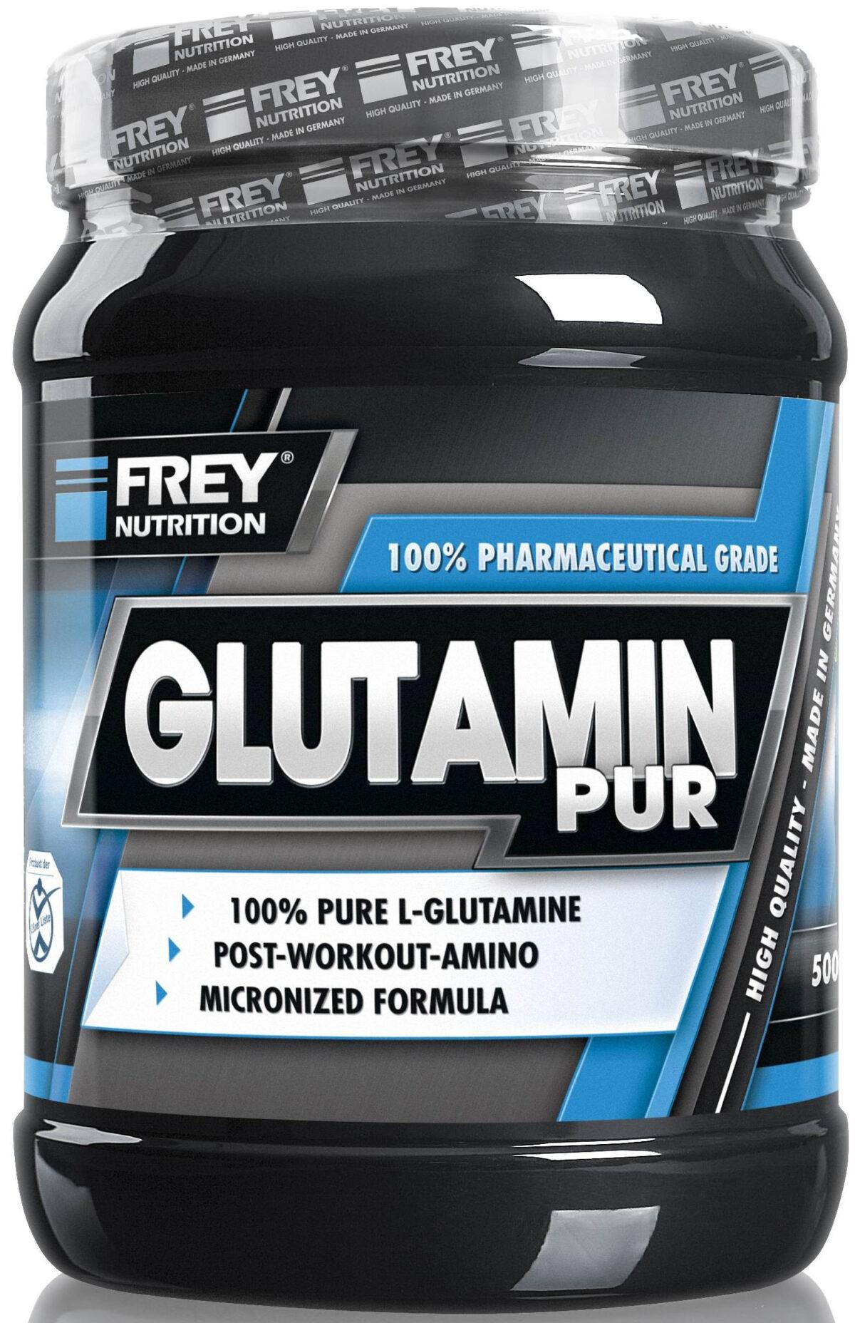 Frey Nutrition Glutamin PUR - 500g
