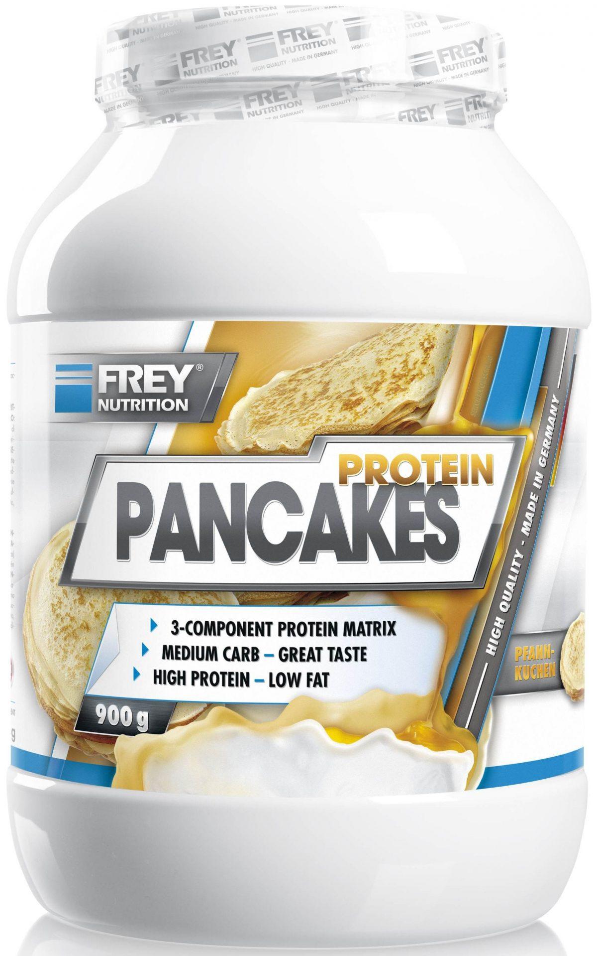 FREY NUTRITION Protein Pancakes - 900g