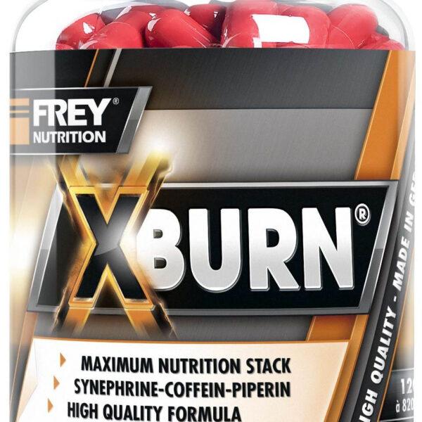 FREY NUTRITION X-Burn - 120 Kapseln
