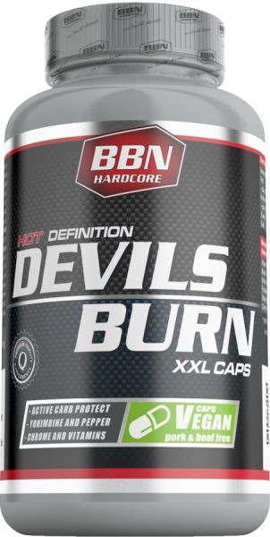 Best Body Nutrition Hardcore Devils Burn - 100 Kapseln