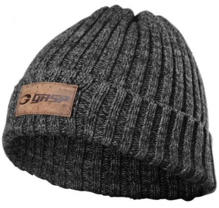 GASP Heavy knitted hat - metal