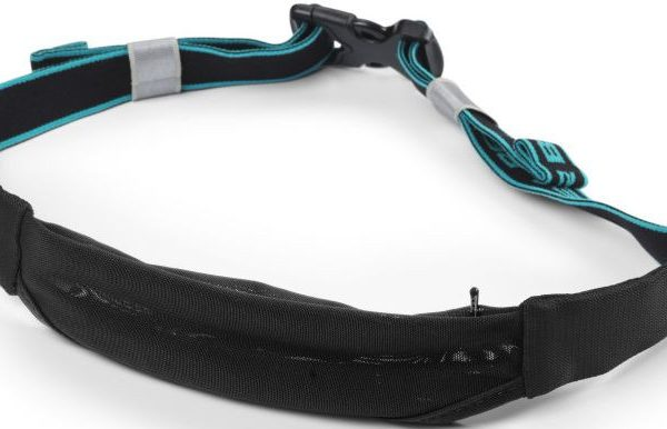 Better Bodies Zip Belt - schwarz blau