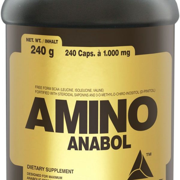 Peak Amino Anabol - 240 Kapseln á 950mg