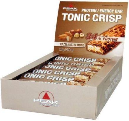 Peak Tonic Crisp - 12 Riegel Spar-Pack