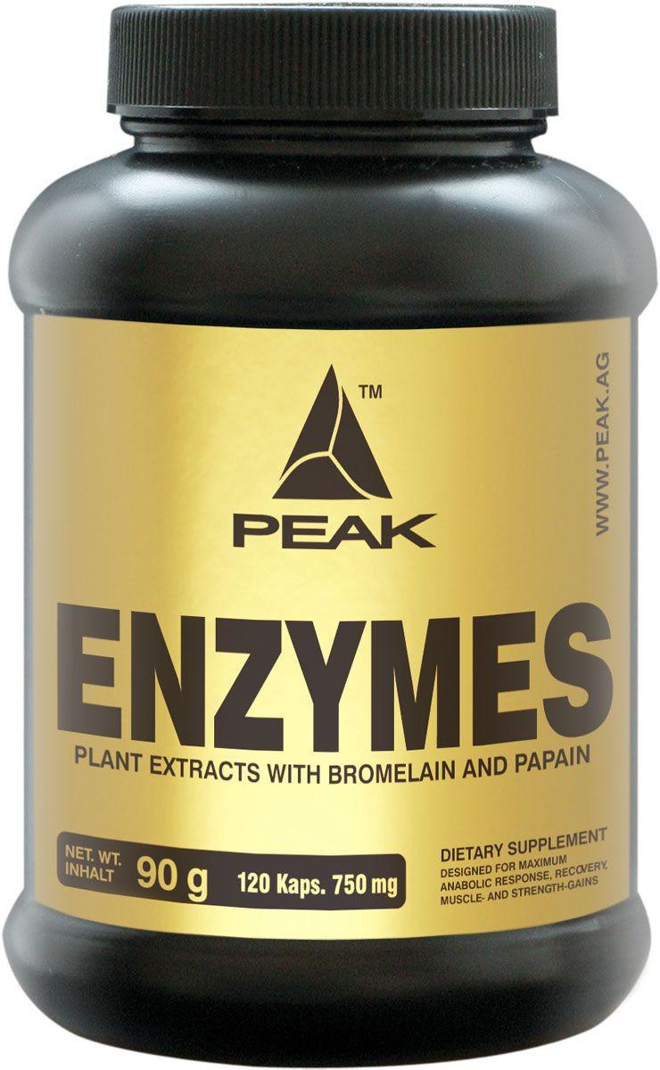 Peak Multi-Enzym-Complex - 120 Kapseln