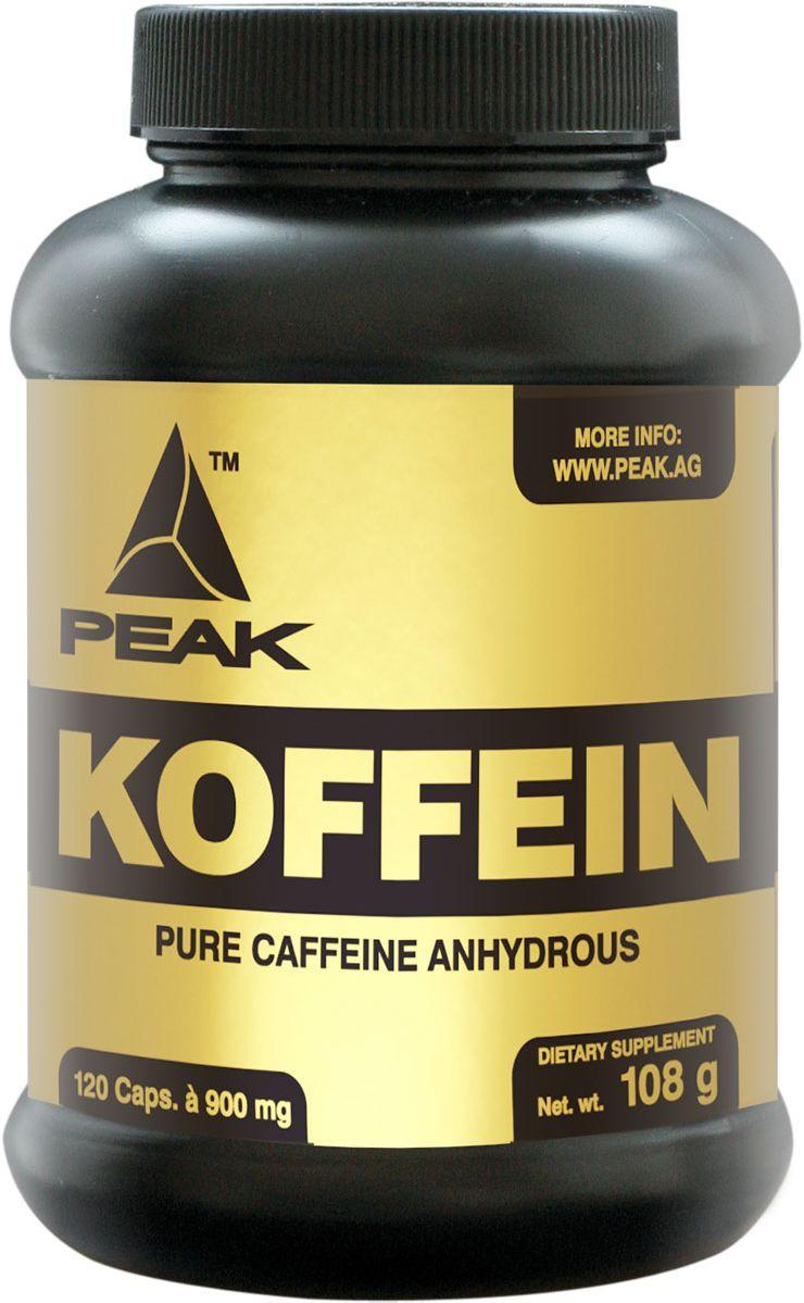 Peak Koffein - 120 Kapseln