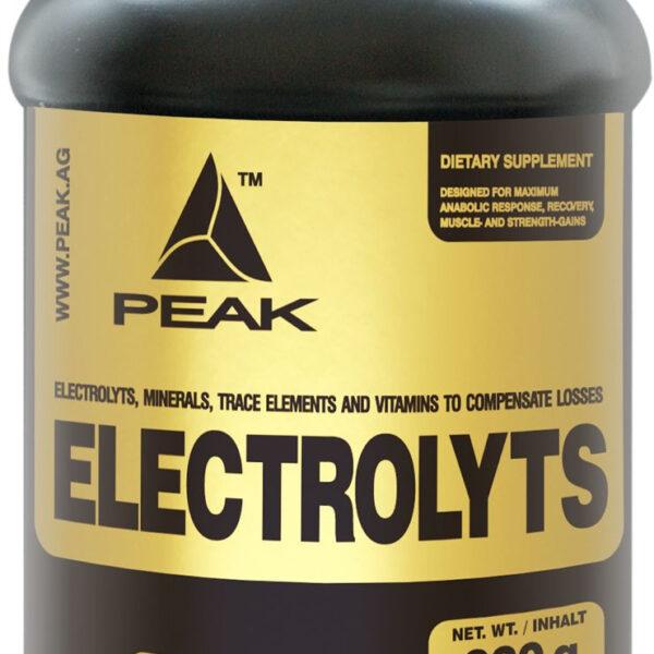 Peak Electrolyt Complex - 220 Tabl. á 1000mg