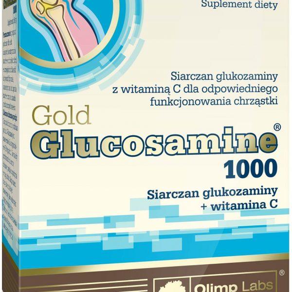 Olimp Gold Glucosamine 1000 - 60 Kapseln