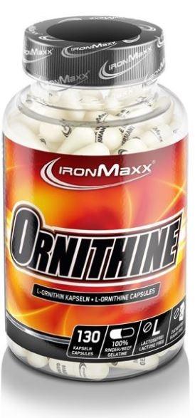 Ironmaxx Ornithin - 130 Kapseln