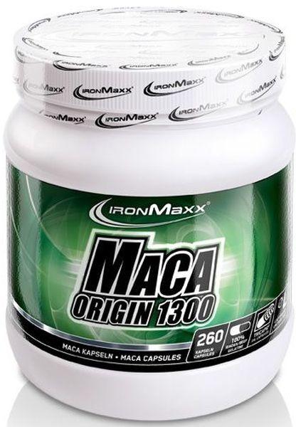 Ironmaxx Maca Origin 1300 - 260 Kapseln á 1300mg