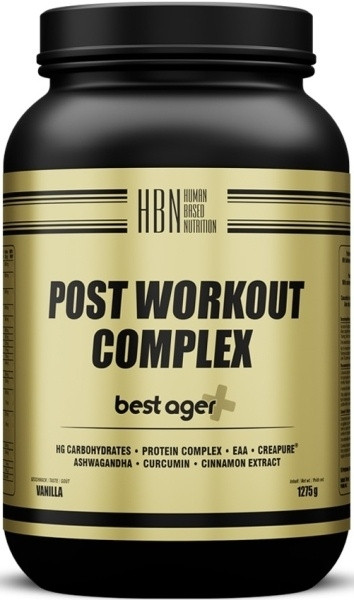 HBN Post Workout Complex Best Ager - 1275 g