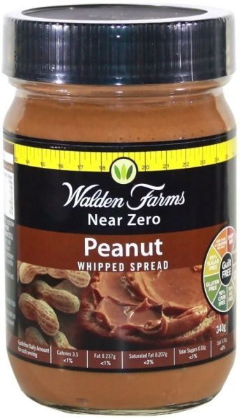 Walden Farms Peanut Whipped Spread - 340g