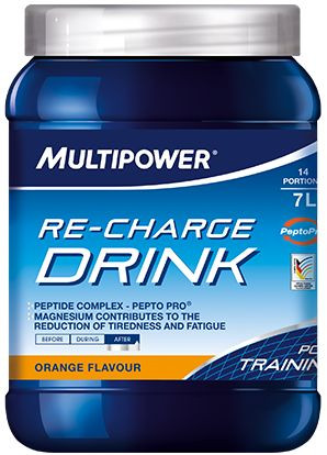 Multipower Re-Charge Drink - 630g