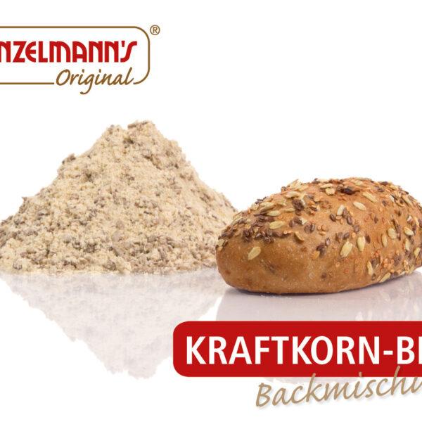 Konzelmanns Low Carb Kraftkornbrot - 370g