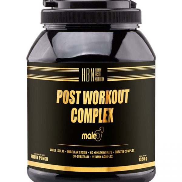 HBN Post Workout Complex - Male