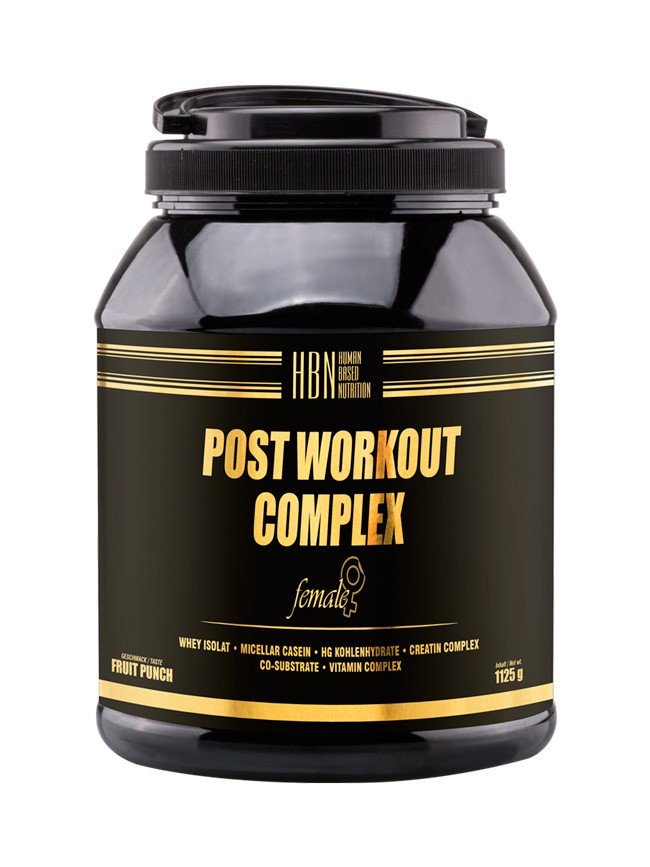 HBN Post Workout Complex - Female