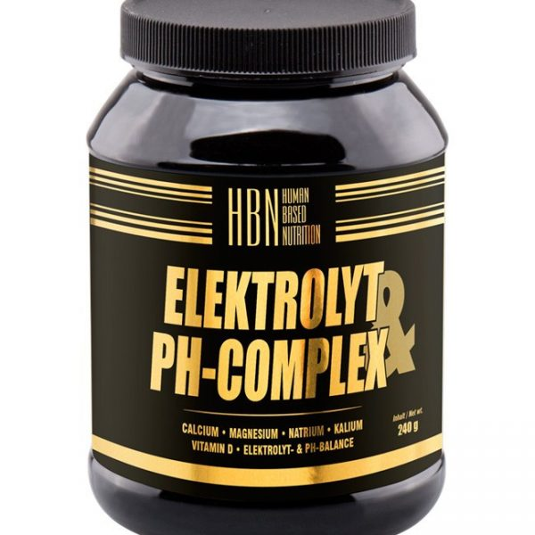 HBN Electrolyt & PH Complex