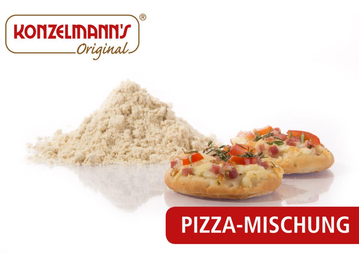 Konzelmanns Low-Carb Pizza - 170g