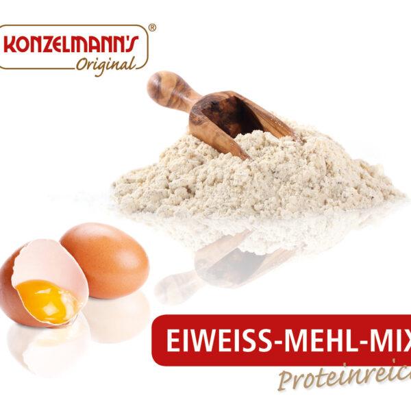 Konzelmanns Eiweiss-Mehl Mix Low-Carb - 250g