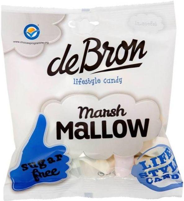 De Bron Marsh Mallows - 75g Beutel
