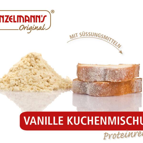 Konzelmanns Low Carb Vanillekuchen - 155g
