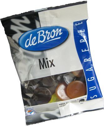 De Bron Low Carb Gummi Mix - 90g Beutel