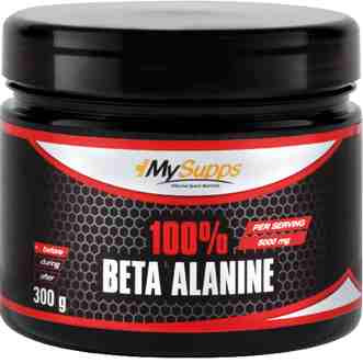 My Supps Beta Alanine Pulver - 300g
