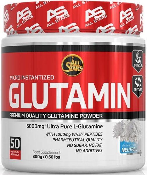 All Stars Glutamin Powder - 300g