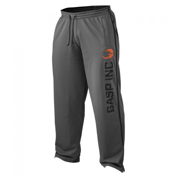 GASP - NO.89 mesh pant - grey