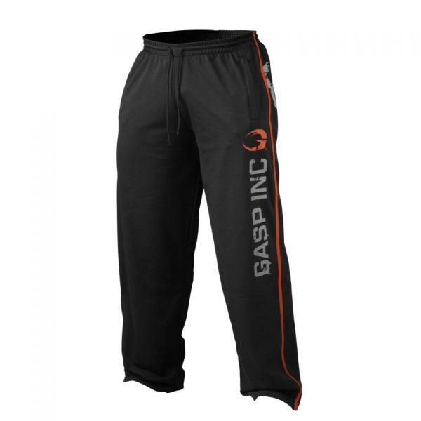 GASP - NO.89 mesh pant - black