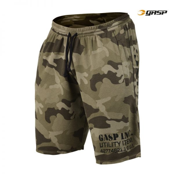 GASP Thermal Shorts - camoprint
