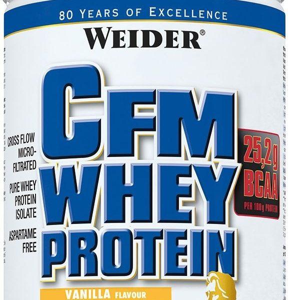 Weider CFM Whey Protein - 908g Dose