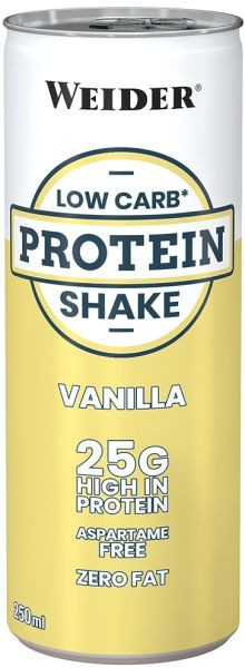 Weider Low Carb* Protein Shake - 0