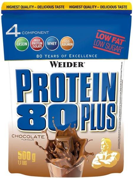 Weider Protein 80 Plus - 500g Beutel