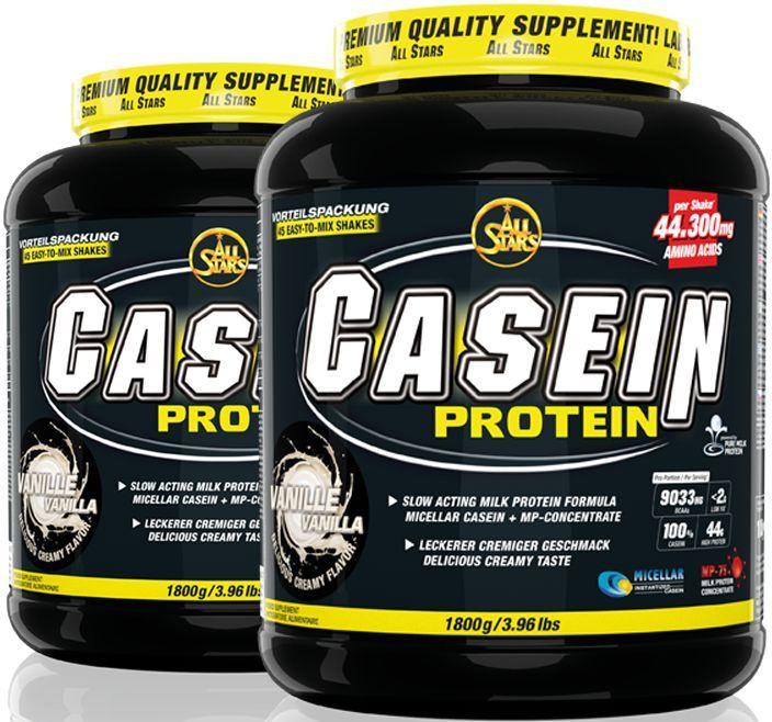 All Stars Casein Protein - 1800g Dose