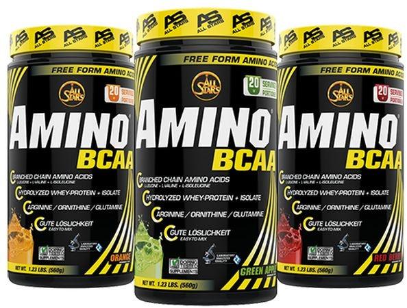 All Stars Amino BCAA - 560g