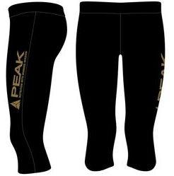Peak Damen Sporthose / Legging - schwarz