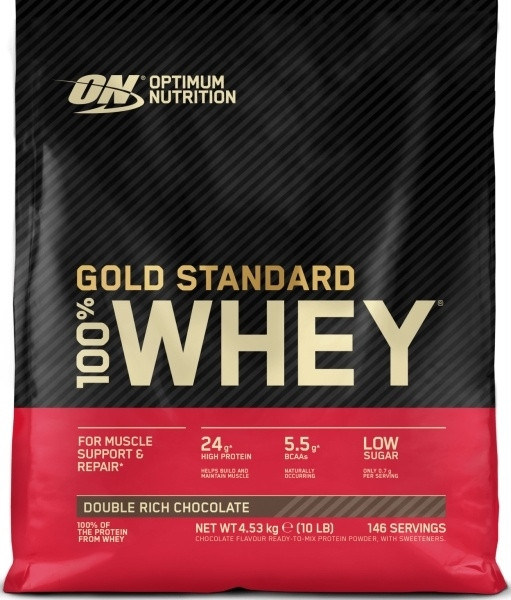 Optimum Nutrition 100% Whey Protein - 4