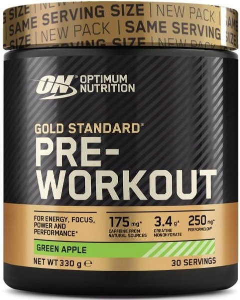 Optimum Nutrition Gold Standard Pre-Workout - 330g Dose