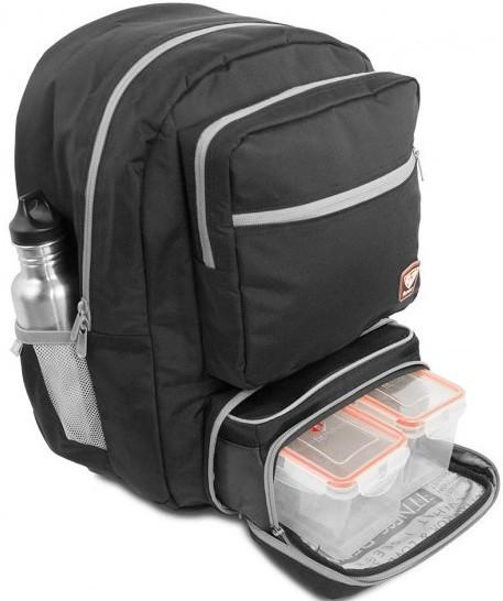 Fitmark Transporter Backpack - schwarz