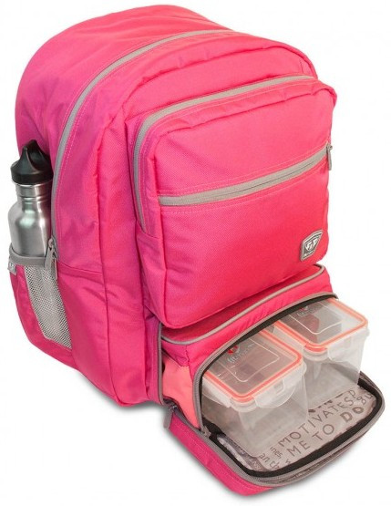 Fitmark Transporter Backpack - pink